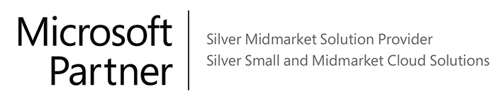 Microsoft Silver Partner for Small and Midmarket Cloud Solutions